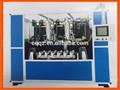 5- eje y 5 heads cnc de perforación y cepillo de llenado de la máquina de la tecnología zahoransky/cepillo de escoba que hace la máquina
