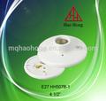 E27 decke Licht/e27 deckenleuchte keramikfassung