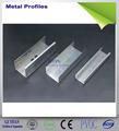 haute intensité profilé métallique 3000mm longueur