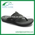 venta al por mayor de verano de cuero para hombre zapatillas y sandalias zapatos