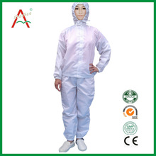 High quality Safety overall/ antistatic lab coats/ anti-static clothing /cleanroom garment /security clothes for factory uniform