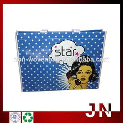 PP Non-woven Shopping Bag, Laminated Nonwoven Shopping Bags