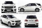 2013 Mercedes Benz ML63 BODY KIT ,ML300/ML350 AMG Tuning body kit for W166/ML350