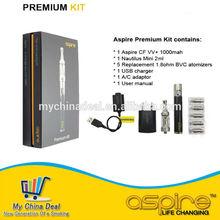 Aspire Premium Kit special design for your VIP e cigarette customers