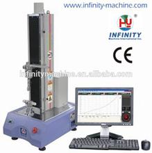 10KN rubber material tensile strength testing equipment