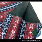 Christmas Classic Polar fleece terry fabric for clothes