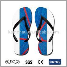 trendy good price sale online leisure blue changeable strap flip flop