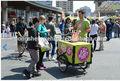 comercial de promoción nuevo quiosco de carros de comida
