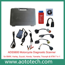 ADS5600 Motorcycle Diagnostic Scanner Test for BMW, Harley, Suzuki, Honda, Yamaha, Triumph&KTM motorcycles for diagnosis--F