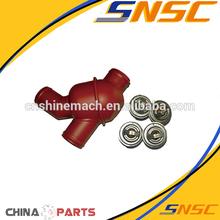 WEICHAI engine parts-614060135 thermostat ,weichai engine spare part,thermostat