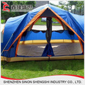 made in China canvas luxury large camping family tent