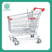 Zinc with epoxy Australian Supermarket Shopping Cart