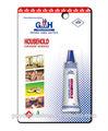 caliente venta de conveniente para el hogar adhesivo para la vinculación de tela adhesiva de goma