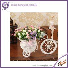 rose bud hanging baskets car decoration artificial flower