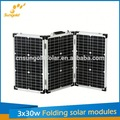 Sungold PV fabricantes de módulos portátil painel solar carregador de bateria bacharelado abreviação