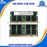 Price of laptop computer set 1GB ram memory ddr2 667 mhz