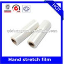 500mm x 15mic x 300m transparent LLDPE manual stretch film