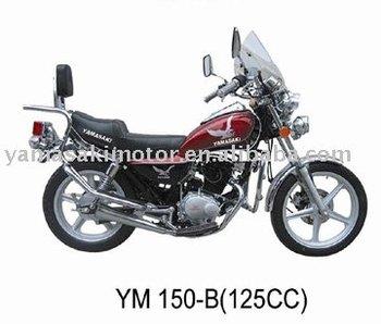 YM150-B (125CC) motorcycle