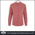 rojo deimpresión ditsy camisa de franela