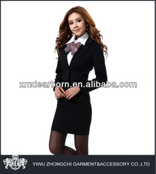 two piece hot girls business suit