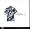 hermoso patrón personalizado para hombre camisas hawaianas venta al por mayor