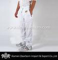 erkek beyaz keten pantolon