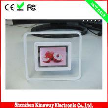 Latest 2.4 inch Mini Digital photo Frame supply Photo,audio,calendar,clock