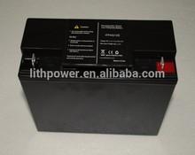 high power 12v lifepo4 car battery, 2000cycles 12v 100ah lifepo4 battery pack, longer lifecycle lifepo4 cells
