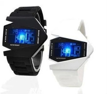 Airplane watch Top brand LED sports water proof watch,watch manufacturer&supplier&exporter watch
