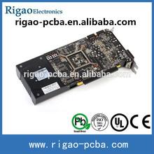 mini cnc pcb router and dvr pcb/pcb milling machine