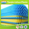 hollow plastic sheet, plastic hollow sheet, pp hollow sheet