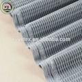 grosso de poliéster de confecção de malhas de bambu larga wale corduroy tecido