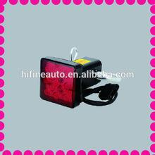 dot trailer lights, trailer hitch cover with LED brake light