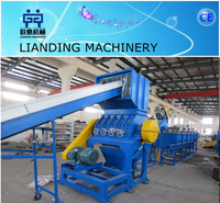 Hot sale pp/pe film washing and recycling machine