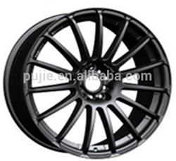 2014 NEW Black Replica Car Alloy Wheel 18inch