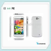 China Supplier Cheap 3G WCDMA GSM Dual Sim Smart Phone 4.5''FWVGA TFT LCD 480*854