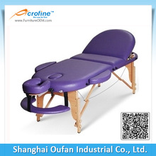 CE Acrofine luxurious Design Massage Table with High Quality