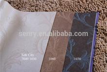 Silk Feeling surface Non-woven Wallpaper Silk City 704010 for home decoration