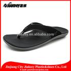 Men genuine leather slipper rubber outsole sandals sublimation new fashion steel toe flip flops