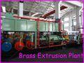 linha de extrusão máquina perfil de bronze