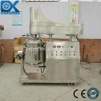 Guangzhou CX automatic 5L Vacuum Emulsifying Mixer