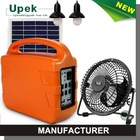 solar energy generator camping system (video enclosed)