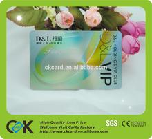 Classic 1K rfid card/NFC business card/blank smart card