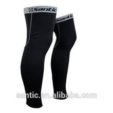 Santic Cycling Men Thermal Leg Warmers Fleece warmer