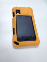 New updated Android 4.1.2 mobile smart phone 1D 2D bar code scanner RFID reader pda