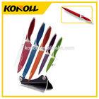CN-0242 Ceramic Coating Stainless Steel Knife Set