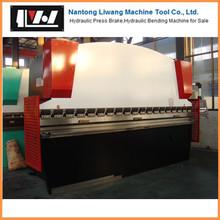 Ce & ISO em estoque hidráulica máquina de dobra, Estribo máquina de dobra
