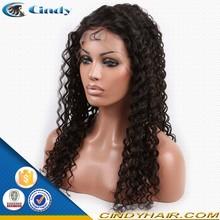 AAAAA grade favorable price brazilian remy virgin human hair super fine swiss silk top full lace wig freestyle part