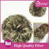 DY- BN175 Natrual Curly Chignon Hair bun