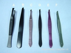 Cosmetic Tweezers TW-09